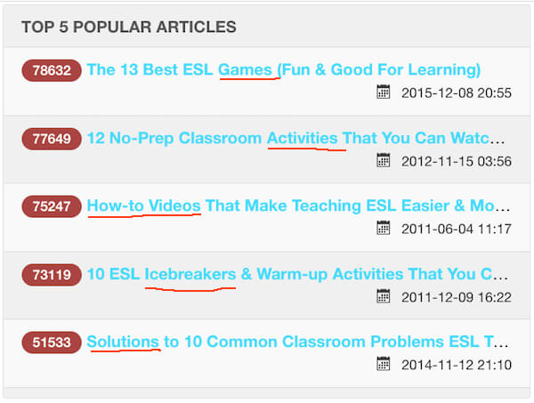 eslinsider's 5 most popular articles