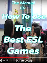 esl games manual