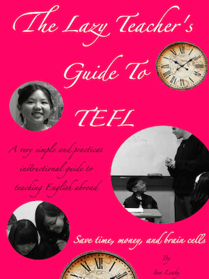 Lazy TEFL Guide