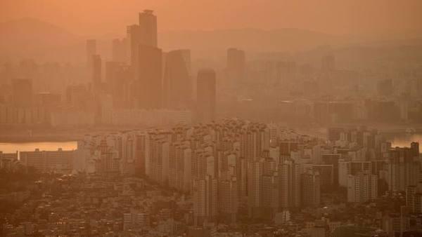 seoul pollution