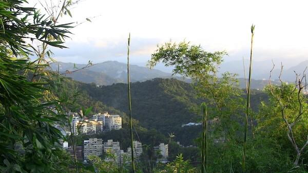 taipei mountains