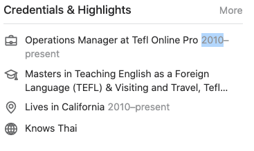 tefl online pro lie on Quora