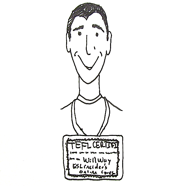 wear your TEFL certificate